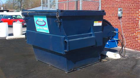 how does a commercial trash compactor work commercial waste and recycling compactors homewood disposal
