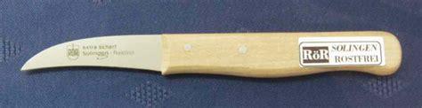 Solingen Kitchen Knives by Solingen Grandma 180 S Kitchen Knife Curving Blade