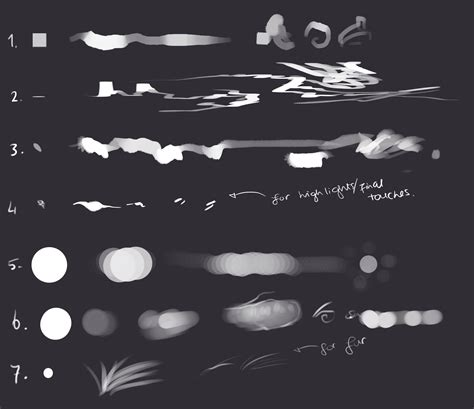 pattern brushes for photoshop cs3 free download my photoshop brushes 2 free download by rametic on