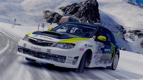 subaru rally drift ken block subaru impreza rally car drifting