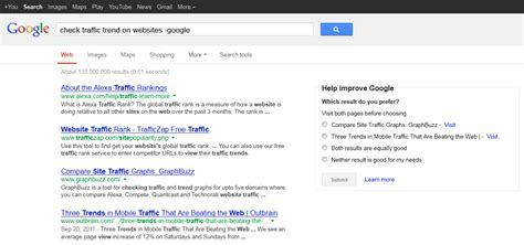 google images can t click google surveying more searches with quot which result do you