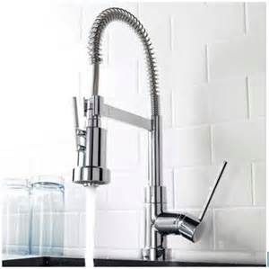 types of faucets kitchen benefits of using commercial type kitchen faucets