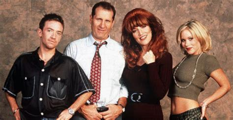 married with children cast married with children spinoff actually happening the