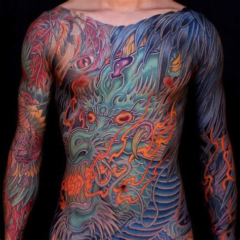 dragon body tattoo designs 70 tattoos