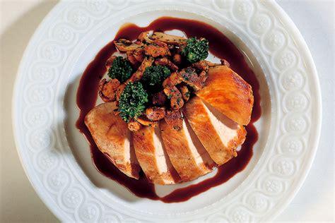 cucina petto di pollo ricetta petto di pollo ai finferli la cucina italiana
