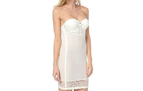 What to Wear Under the Dress   BRIDE   Wedding dresses