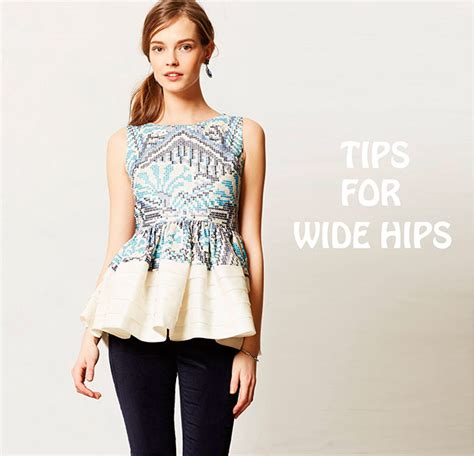 how to hide wide hips with clothing tips hair care