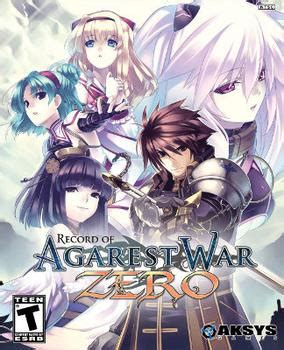 Record Of Agarest War Marriage Record Of Agarest War Zero