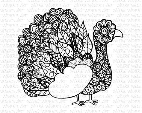 zentangle turkey coloring page zentangle turkey wm png doodle doo pinterest zentangle