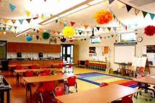 theme for classroom decoration doing activity of decorating with classroom decoration