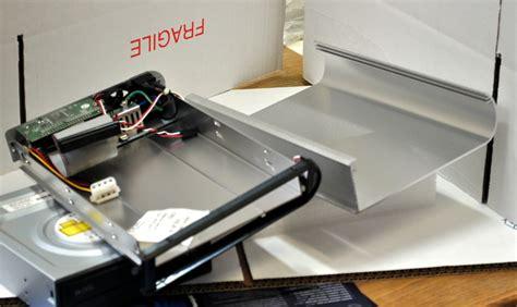 masterizzatore interno ide box esterno per masterizzatore ide in alluminio