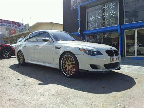 bmw e60 gold bmw m5 on lightweight wheels giovanna luxury wheels