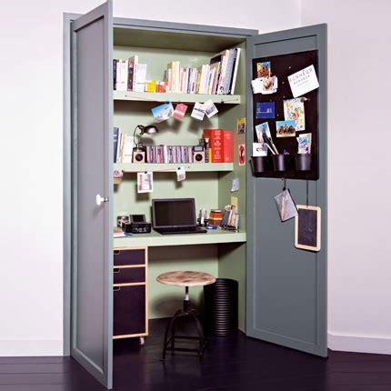 Desk Closet by Closet Desk Diy