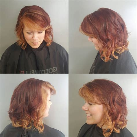 hair color combinations 30 trendy two tone hair color ideas best combinations of