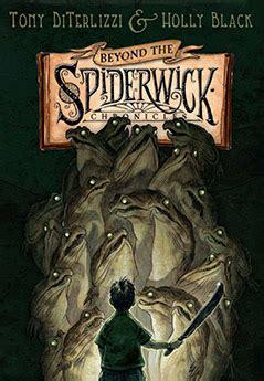 beyond the spiderwick chronicles books tony diterlizzi