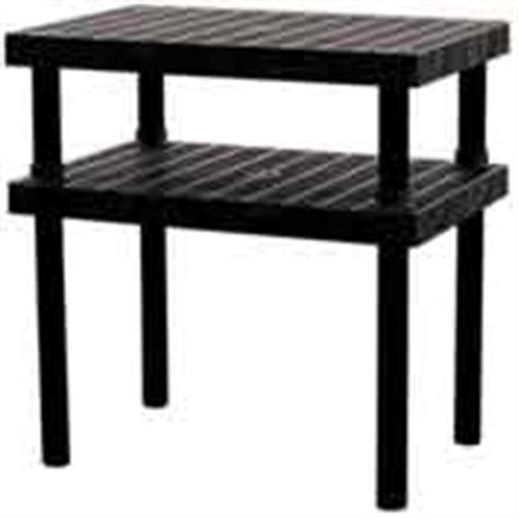 plastic bench tops workbenches open leg design fixed adjustable height at