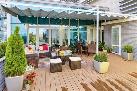 arredare un piccolo terrazzo come arredare un terrazzo coperto idee di stile per il