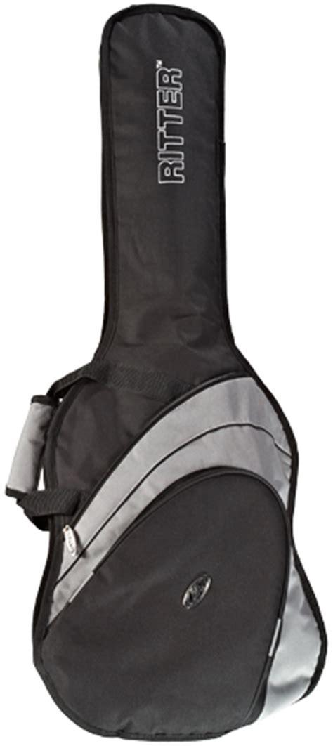 Tas Tote Gitar ritter rcg300 bass guitar bag black grey keymusic