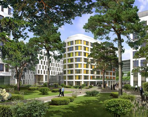 Gateway Gardens by Gateway Gardens Neues Stadtviertel Am Flughafen In Bau