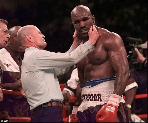 Mike Tyson Wants To Fight A In The Ring by Jeff Powell S Greatest Fights Evander Holyfield Vs Mike