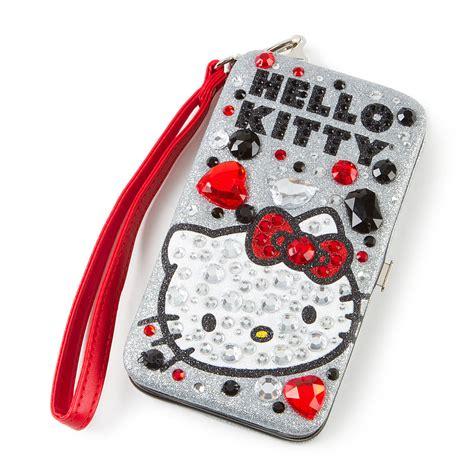 Sanrio Original Pouch 1 hello iphone wristlet bling smartphone tech hardcase sanrio new ebay