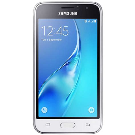Big W Samsung Phones by Samsung Galaxy J1 White Big W