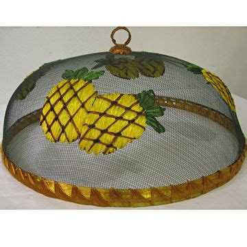 Mesh Food Cover wire mesh food cover pineapple design global sources