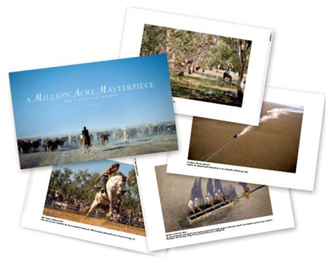 Coffee Table Books Australia Australian Coffee Table Books Outback Cattle Station Photos Australian Landscape Photography