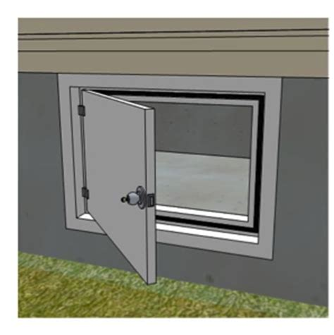 exterior crawl space access door rigid foam board interior insulation for existing
