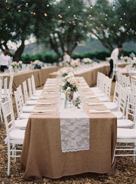 Burlap Linens ? Bella Angel Event Decor