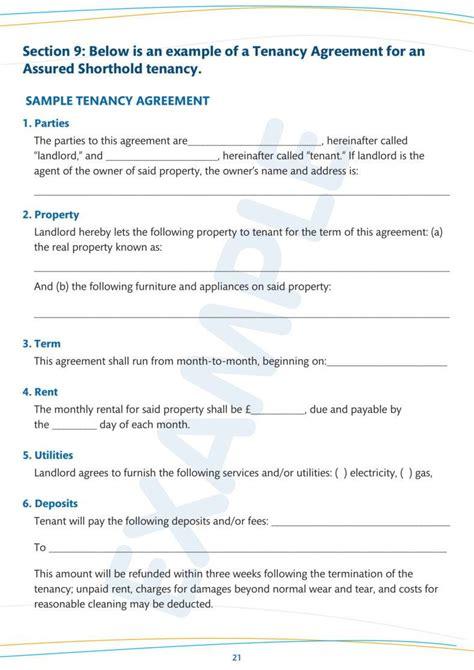 9 Simple Tenancy Agreement Templates Pdf Free Premium Templates Tenancy Agreement Template