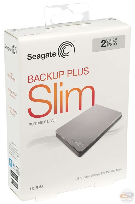 Seagate Backup Plus Slim 2tb U1060 seagate backup plus slim 2 tb external disk review and testing page 1 gecid