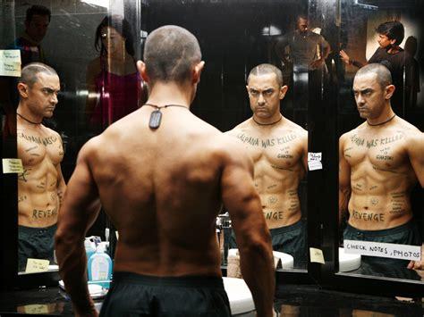 The secret behind Aamir Khan's workout for Ghajini