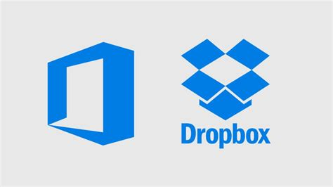 dropbox microsoft microsoft and dropbox team up to provide office apps