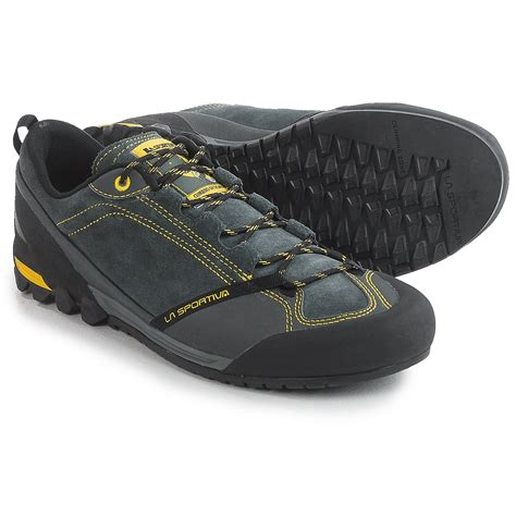 la sportiva shoes la sportiva mix approach climbing shoes for save 42