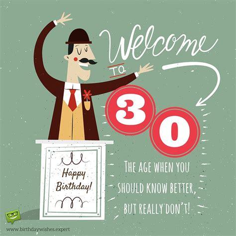 Happy Birthday 30th Wishes Happy 30th Birthday