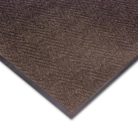 Indoor Entrance Rugs by Indoor Entrance Mat 111 Clean N 2x3 Brown Ebay
