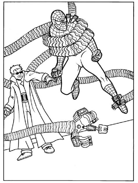 educational coloring pages spiderman spiderman coloring pages coloring pages gallery