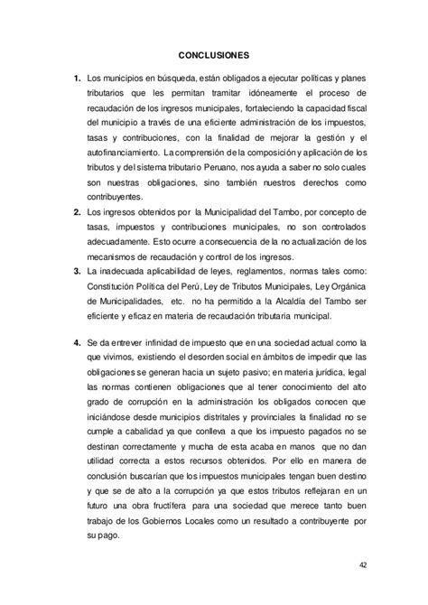 conclusion de impuestos estatales y municipales ensayos y monografia impuestos