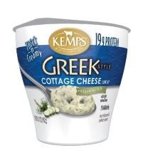 Potassium In Cottage Cheese by Product Spotlight Kemps Cottage Cheese Trendmonitor