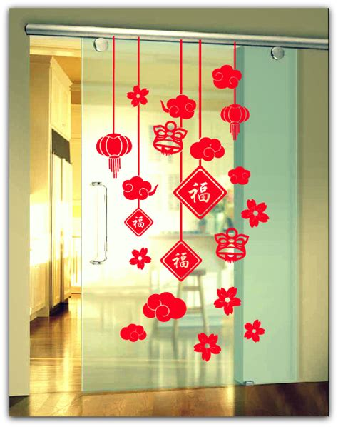 cny home decor festive season cny festive hanging decoration cny17e