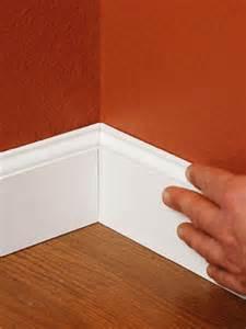 Installing Baseboards Before Carpet Installing Baseboards How To Install Baseboard Molding