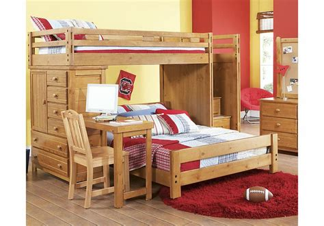 rooms to go kids desk twin full loft with desk ideas for new house pinterest