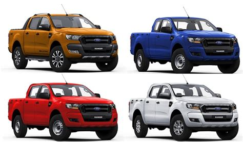 2019 Ford Colors by Question Of The Week What Color Is Your 2019 Ranger