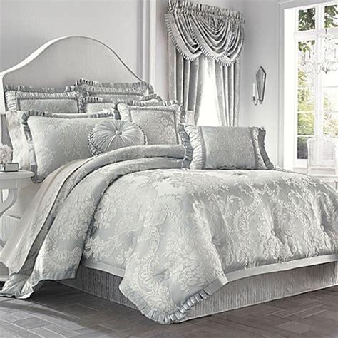bed bath and beyond queen comforter sets buy j queen new york antoinette king comforter set from