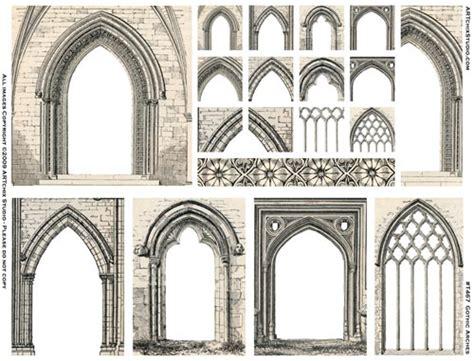 arches how do i create them