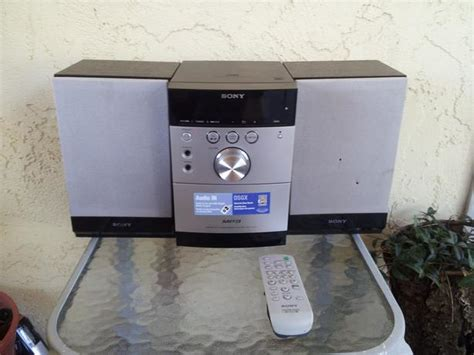 reduced sony bookshelf stereo system west shore langford