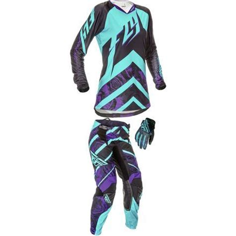 womens motocross gear combos dirt bike fly 2016 s kinetic combo motosport
