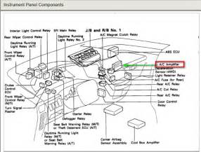 toyota avalon air conditioner problems toyota camry ac lifier location toyota free engine image
