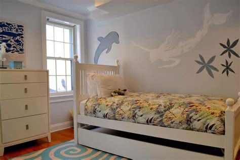 mermaid bedrooms the home touches 30 creative kids bedroom ideas that you ll love the rug
